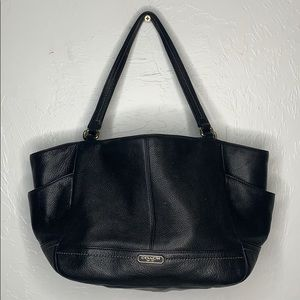 Coach park Carrie tote